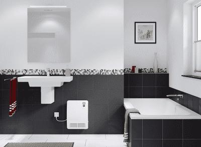 Ogrzewacz CK 20 idealny do łazienek
