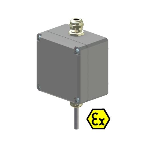 Puszka-czujnika-PT100-Ex-w-obudowie-IP65