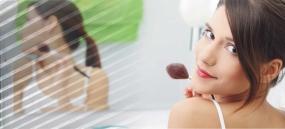 Denerwuje Cię zaparowane lustro w łazience po kąpieli?